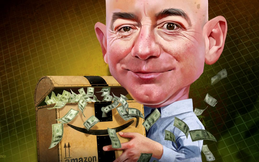 If Jeff Bezos decided to share his Billions with everyone, what would you do with your $17.50?