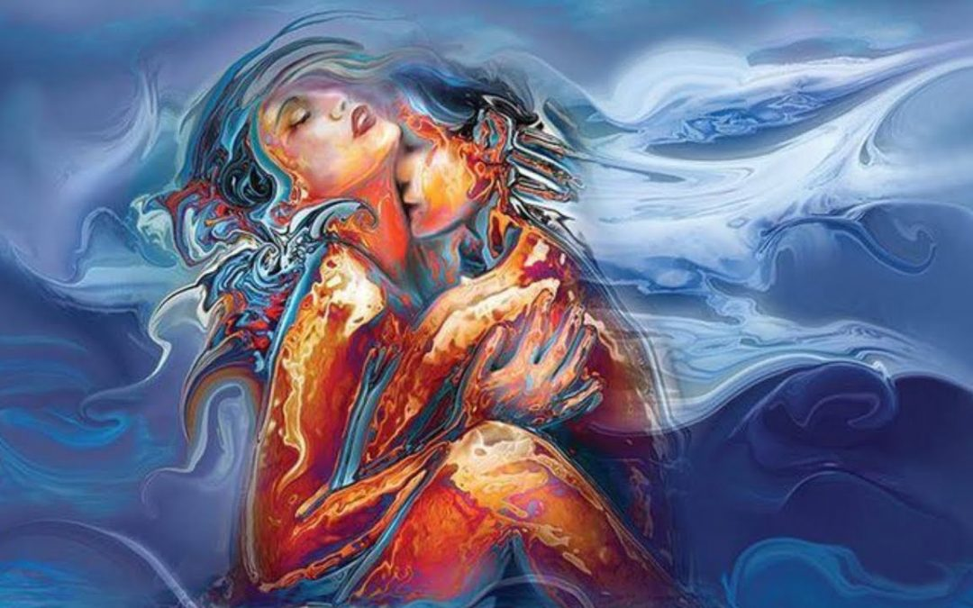 The power of sexual energy: Transformation