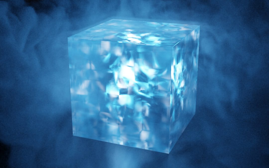 The Law of Attraction is like the tesseract – and here is why.